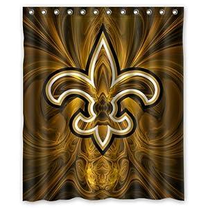 60 39 39 X72 39 39 Fleur De Lis Logo Art Bathroom Decor