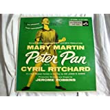 Mary Martin and Cyril Ritchard, Peter Pan - Vinyl Record