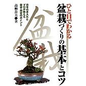 ひと目でわかる盆栽づくりの基本とコツ―日常の手入れとプロが教える整姿・剪定のポイント