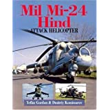 Mil Mi-24 Hind Attack Helicopterby Yefim Gordon
