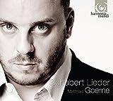 マティアス・ゲルネ・シューベルト・エディション (Schubert Lieder / Matthias Goerne) [12CD BOX] [輸入盤] [日本語帯・解説・対訳付]