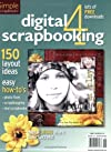 Digital Scrapbooking (Vol. 4) ( Simple Scrapbooks)