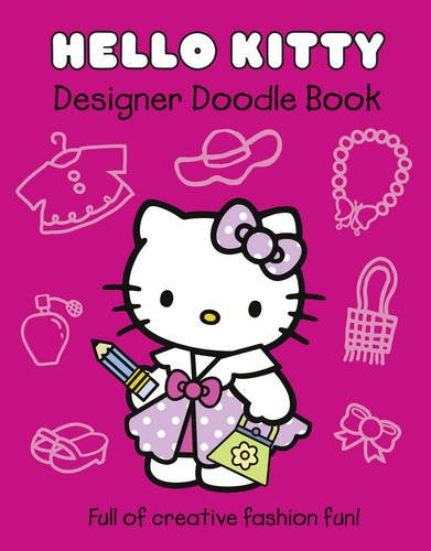 Hello Kitty - Hello Kitty Designer Doodle Book