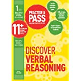 Practise & Pass 11+ Level 1: Discover Verbal Reasoningby Peter Williams