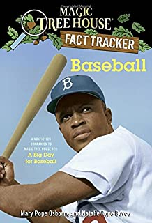 Book Cover: Baseball: A Nonfiction Companion to Magic Tree House #29: A Big Day for Baseball