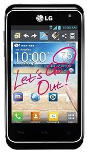 LG Motion 4G LTE Prepaid Android Phone (MetroPCS)