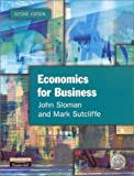 img - for Economics for Business book / textbook / text book
