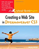 Nolan Hester Creating a Web Page in Dreamweaver CS3:Visual QuickProject Guide
