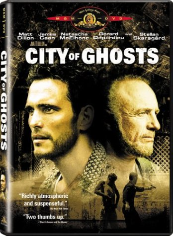 Cover art for  City of Ghosts