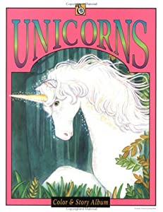 "Cover of ""Unicorns (Troubador Color and S..."