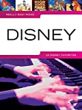 Really Easy Piano - Disney - Book
