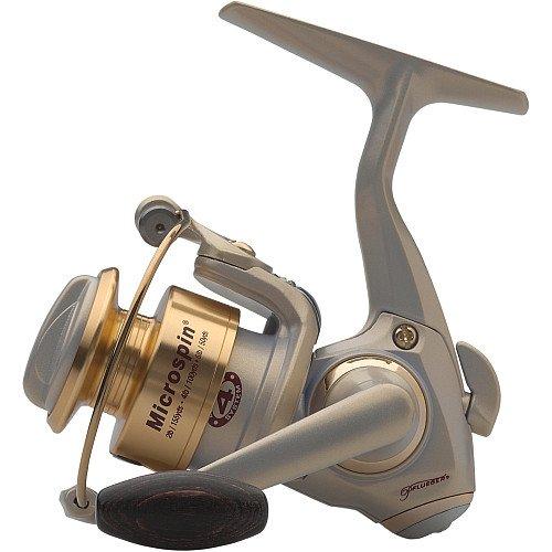 Pflueger 4410X Microspin UL Spinning Reel, 100-Yard/4-Pound