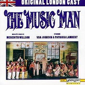 The Music Man: Original London Cast (1961)
