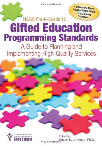 NAGC Pre-K–Grade 12 Gifted Education Programming...
