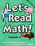 img - for Let's Read Math: Funbook A by Claire Passantino (2007) Paperback book / textbook / text book