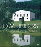 img - for O. M. Ungers: Cosmos of Architecture book / textbook / text book