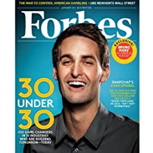 Forbes, January 13, 2014  by Forbes Narrated by Ken Borgers