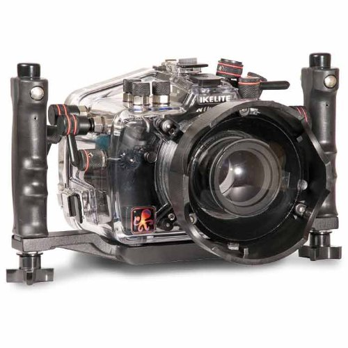 Ikelite Underwater Camera Housing for Nikon D-300S Digital SLR Camera