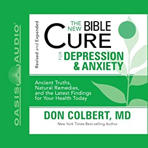 The New Bible Cure for Depression and Anxiety | [Don Colbert]