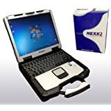 Nexiq USB Link 2 125032 with CF19 Panasonic Toughbook Dealer Package