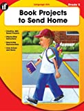 img - for Book Projects to Send Home, Grade 4 book / textbook / text book