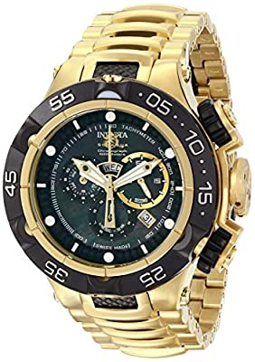 Invicta Men's 15921 Subaqua Analog Display Swiss Quartz Two Tone Watch