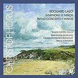 Lalo: Symphony in G Minor / Piano Concerto in F Minor / Scherzo / Romance-Serenade