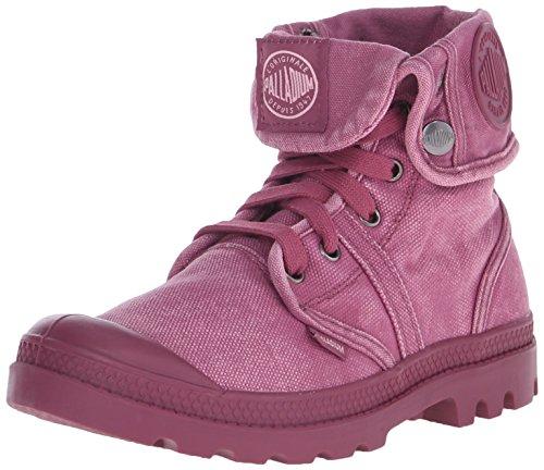 palladiumpallabrouse-baggy-botas-desert-de-cana-media-forradas-mujer-color-rosa-talla-38
