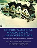 img - for Environmental Management and Governance: Intergovernmental Approaches to Hazards and Sustainability book / textbook / text book