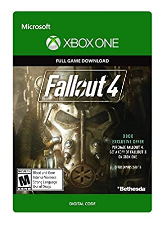 Fallout 4 - Xbox One [Download Code]