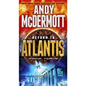 Return to Atlantis: A Nina Wilde and Eddie Chase Novel | Andy McDermott