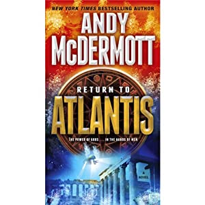 Return to Atlantis: A Nina Wilde and Eddie Chase Novel | [Andy McDermott]