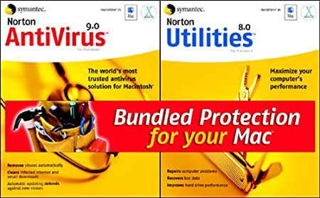 Symantec Norton Antivirus 9/Utilities 8 Bundle