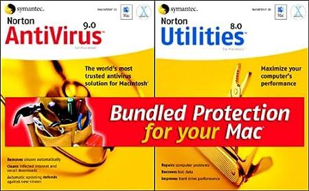 Symantec Norton Antivirus 9/Utilities 8 Bundle