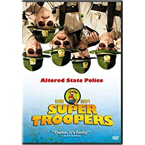 Amazon.com: Super Troopers: Jay Chandrasekhar, Steve Lemme: Movies ...