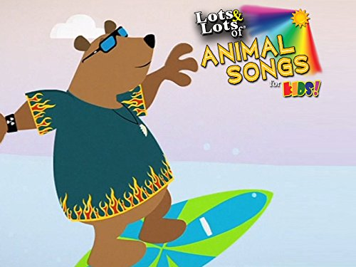Lots of Animal Songs for Kids on Amazon Prime Instant Video UK
