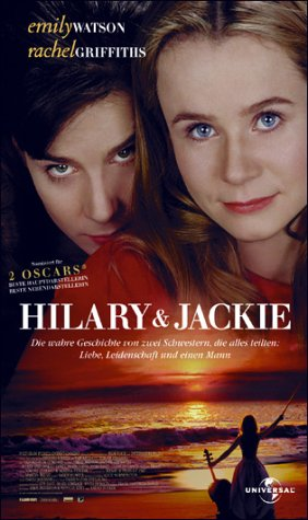 Hilary & Jackie [VHS]