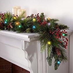 White Cord Led Christmas Lights