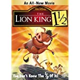 Lion King: 1 1/2 (2 Discs)by Nathan Lane