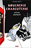 img - for Boucherie charcuterie : M me Combat (French Edition) book / textbook / text book