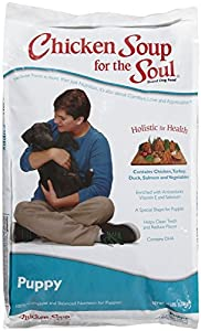 Diamond Pet Foods Chicken Soup for The Soul Puppy Dry Dog Food, 30-Pound