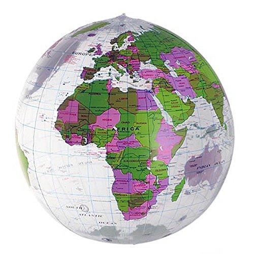 HAB& GUT ( EB002 ) globo gonfiabile pallone da spiaggia, 45 centimetri di diametro