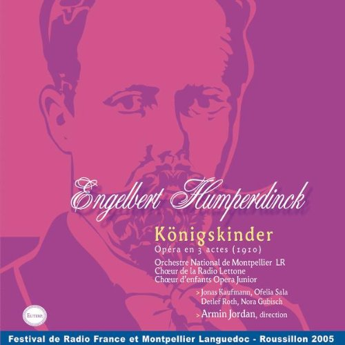 Königskinder, Opéra En 3 Actes