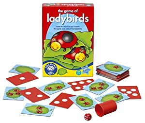The Game Of Ladybirds from Orchard Toys