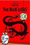 Image of The Blue Lotus (The Adventures of Tintin)