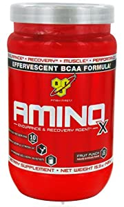 BSN - Amino X BCAA Endurance and Recovery Agent Fruit Punch