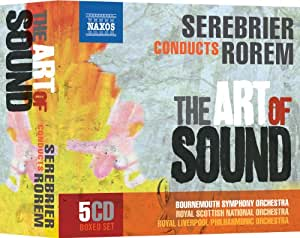 Serebrier Conducts Rorem: the