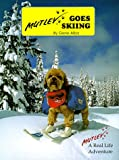 Mutley Goes Skiing
