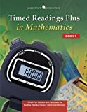 Timed Readings Plus in Mathematics: Book 4 (Jamestown Education)