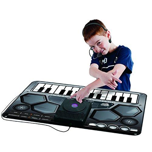 Tapis de jeu musical pour enfant piano tapis clavier synthétiseur musical jouet neuf 01
